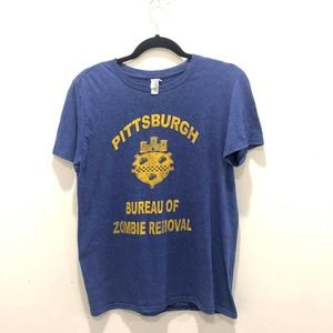 3/$25 Vintage City of Pittsburgh Graphic T-shirt